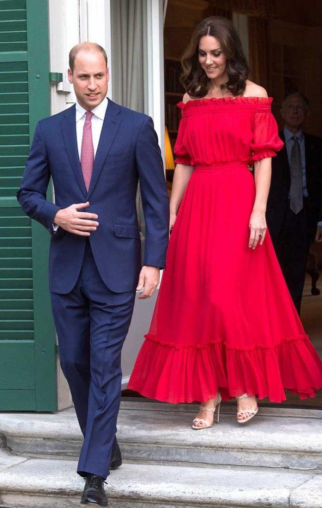 gaun-merah-kate-middleton