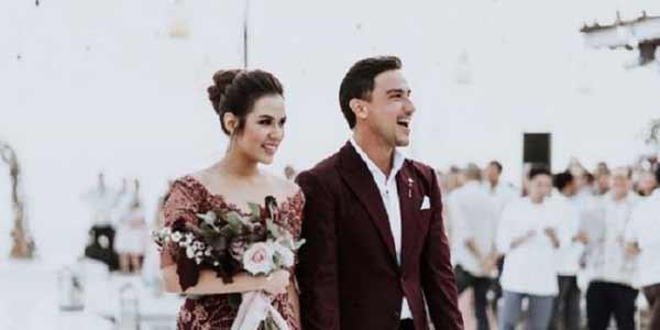 pernikahan hamish dan raisa