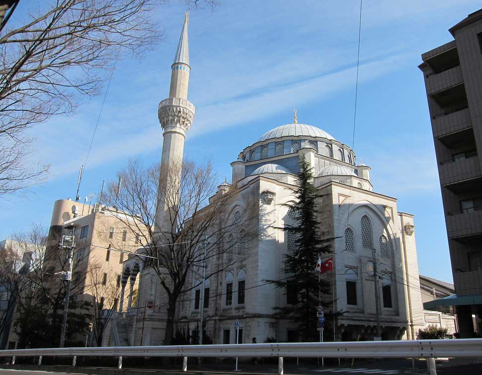 syahrini-akad-nikah-di-masjid camii tokyo