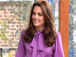 baju formal kate middleton terbalik