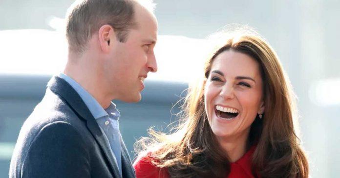 hubungan kate middleton dan pangeran william lucu