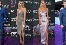 Gala premiere Avengers: Endgame