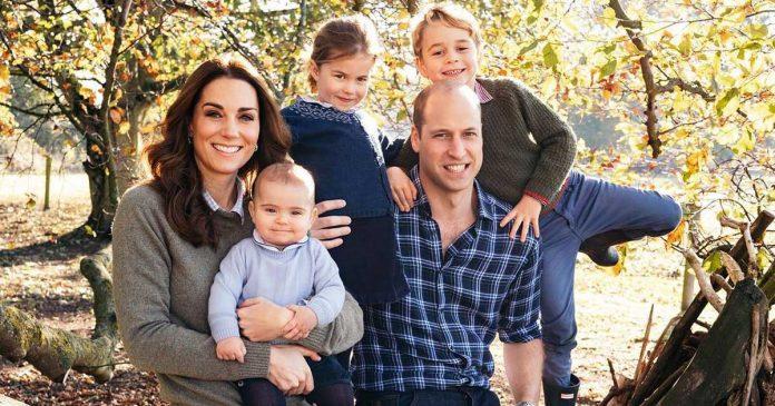keluarga kate middleton pangeran william dukung lgbtq anak gay foto-ulang-tahun-pertama-pangeran louis 1