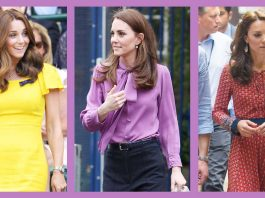 gaya sederhana kate middleton 1