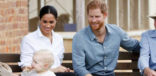 hari kelahiran anak meghan markle dan pangeran harry