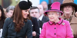 persiapan kate middleton jadi ratu