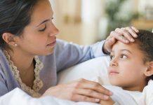 Tips atasi demam anak saat puasa