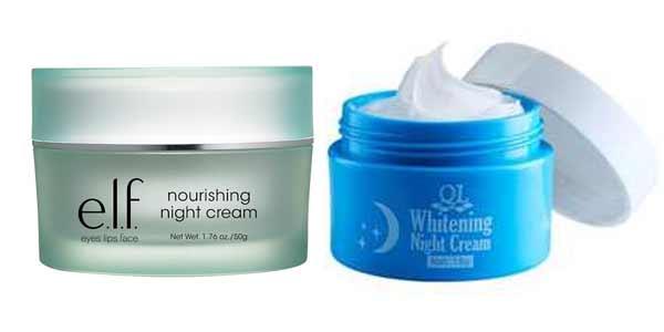 night-cream