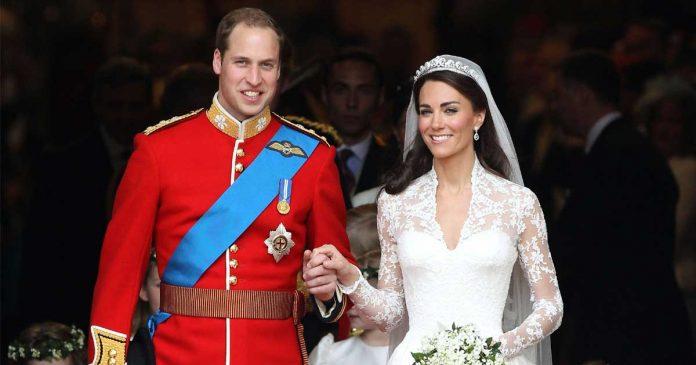 ulang tahun pernikahan kate middleton dan pangeran william 2