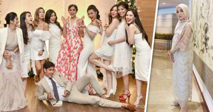 Girls Squad di tunangan Jedar
