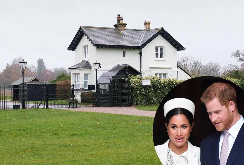 biaya renovasi rumah royal family meghan markle