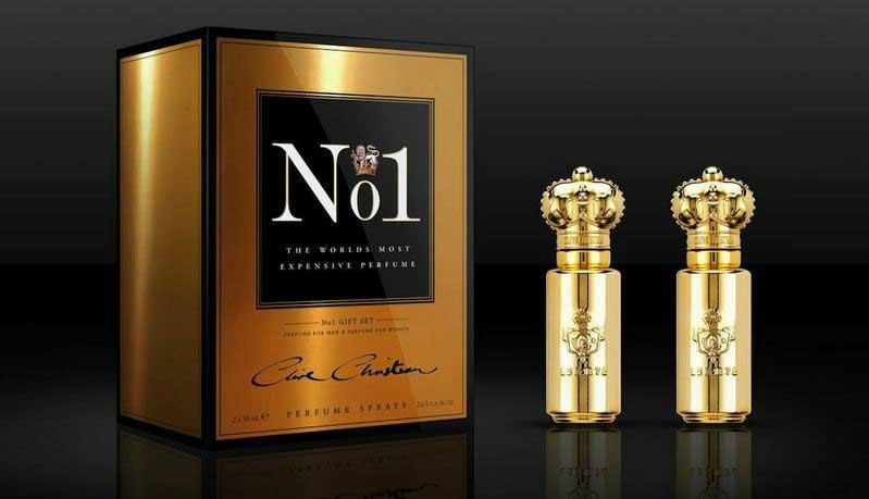 parfum-mahal no. 1 clive christian