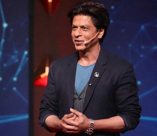 Shah Rukh Khan dan The Lion King