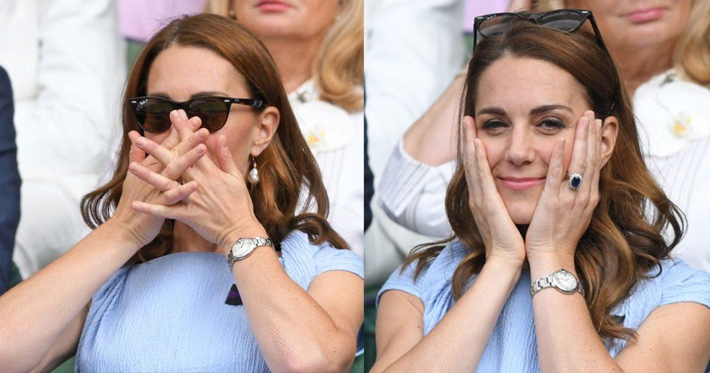 Pangeran-William-dan-Kate-Middleton-di-wimbledon