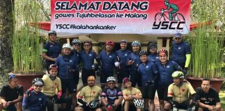 Young Surgeon Cycling Community