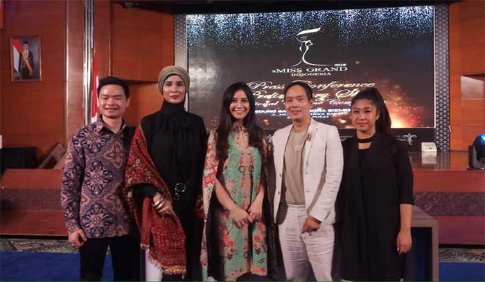 Miss Grand Indonesia 2019
