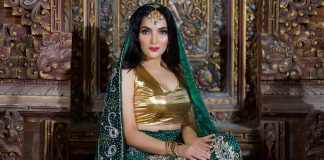 ashanty-indian-look