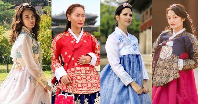 artis-indonesia-pakai-hanbok