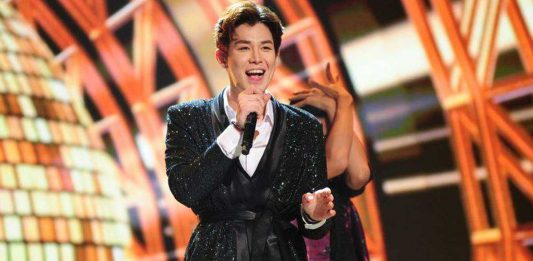 idol-kpop-nyanyi-lagu-dangdut-jang-han-byul