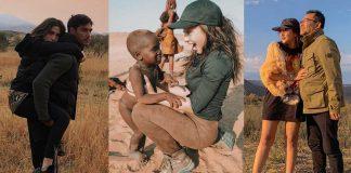 seleb-yang-liburan-ke-afrika