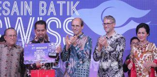 Kompetisi Desain Batik Swiss