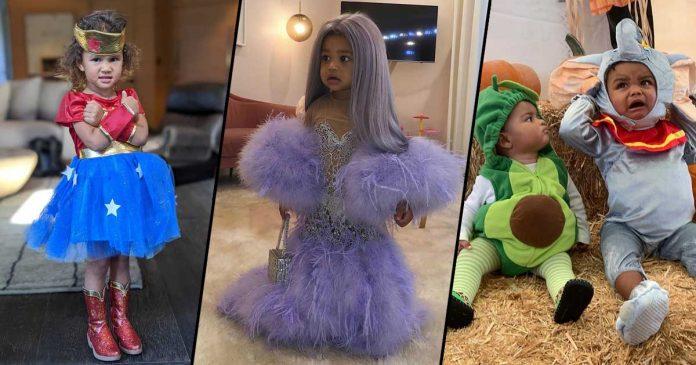 kostum-halloween-anak-artis