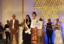 Arman Armano Makeup Awards