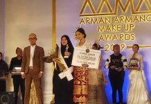 Arman Armano Makeup Awards