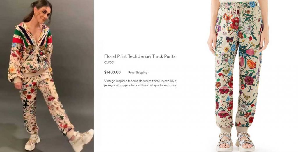 Gucci-(Floral-Print-Tech-Jersey-Track-Pants)