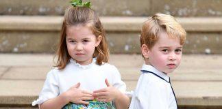 hobi-putri-charlotte dan pangeran george