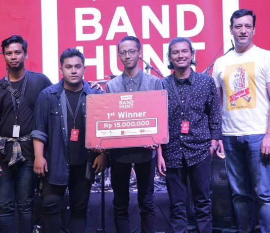 pemenang-levis-band-hunt