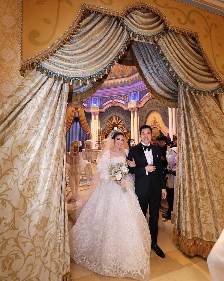 pernikahan-sandra-harvey-1