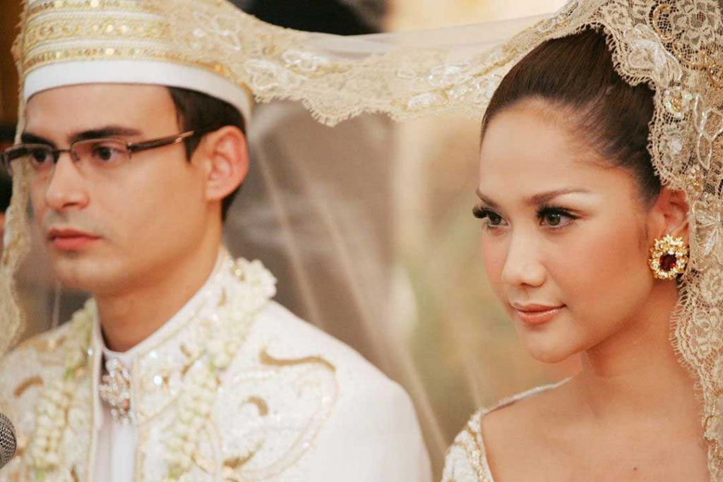 ulang-tahun-pernikahan-bcl-dan-ashraf-sinclair 2