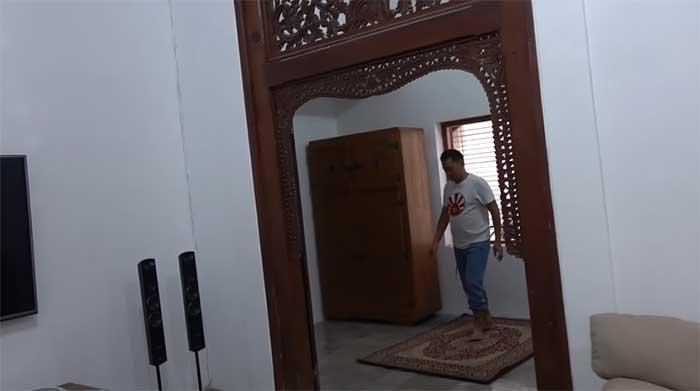 Rumah Zaskia Adya Mecca di Jogja