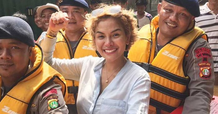Bantuan Nikita Mirzani konflik ddengan baim wong