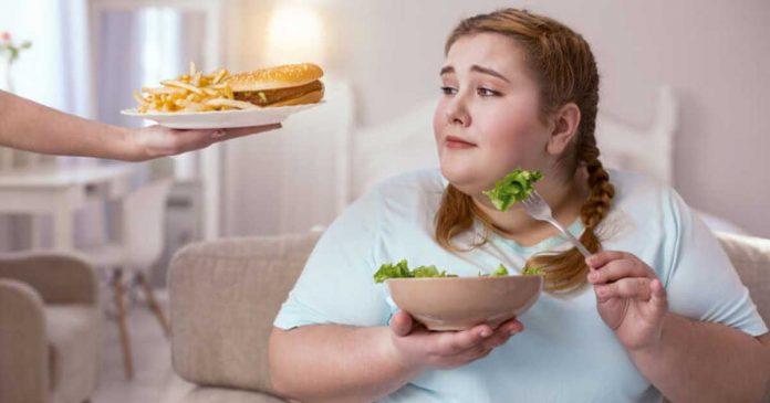 Penyebab berat naik