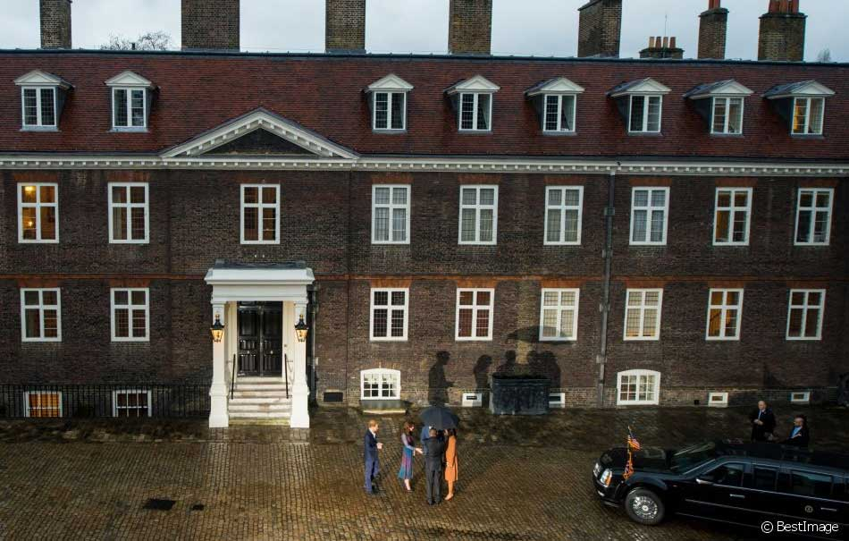istana kensington rumah kate middleton pangeran william