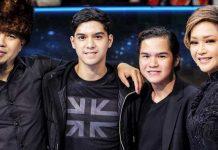 Ahmad Dhani di Indonesian Idol