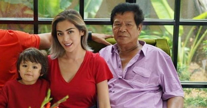 Ayah Jessica Iskandar