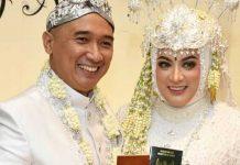 Jane Shalimar menikah