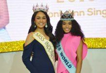 Penobatan Miss Indonesia 2020