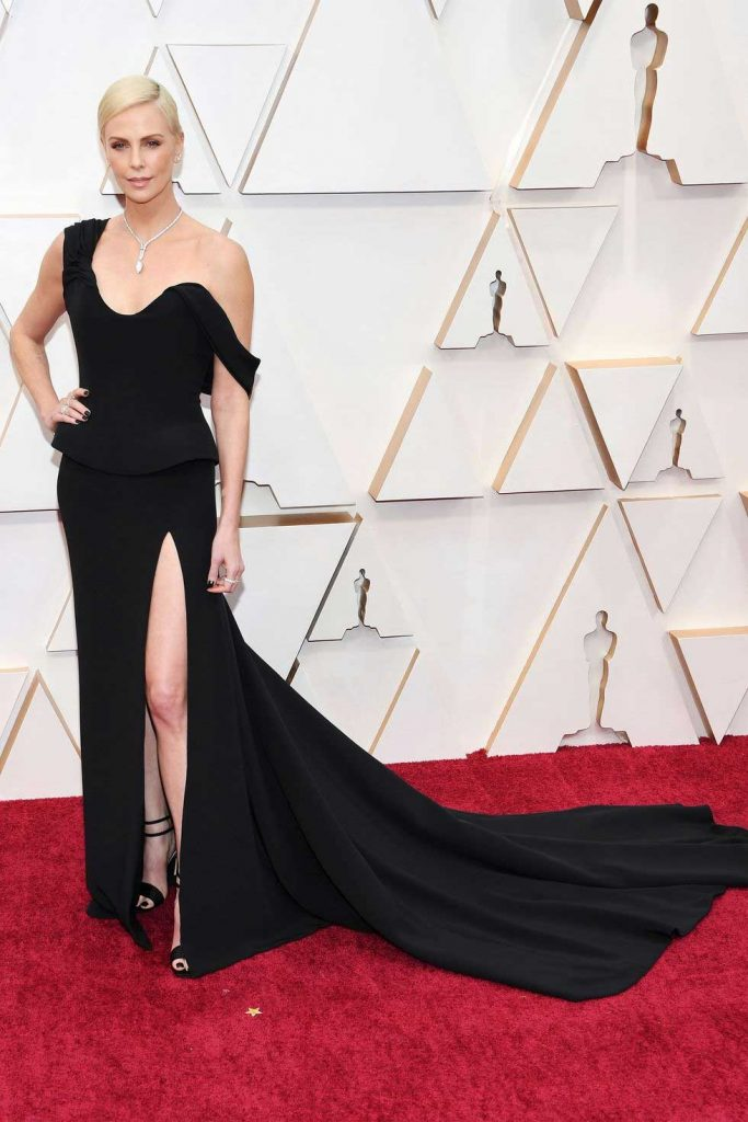 charlize-theron in oscars 2020