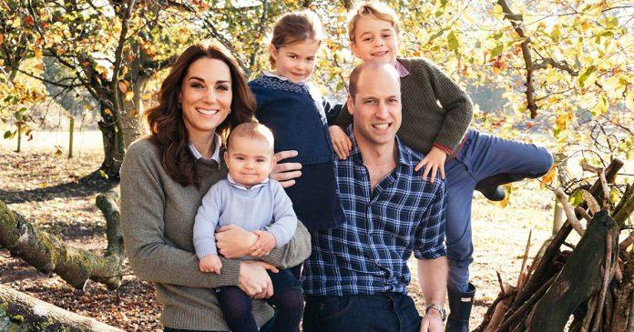 video george charlotte louis liburan-kate-middleton-pangeran-william-dan-anaknya