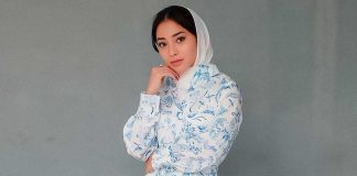 Gaya hijab Nikita Willy