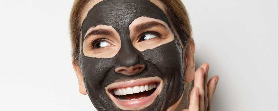 charcoal-mask