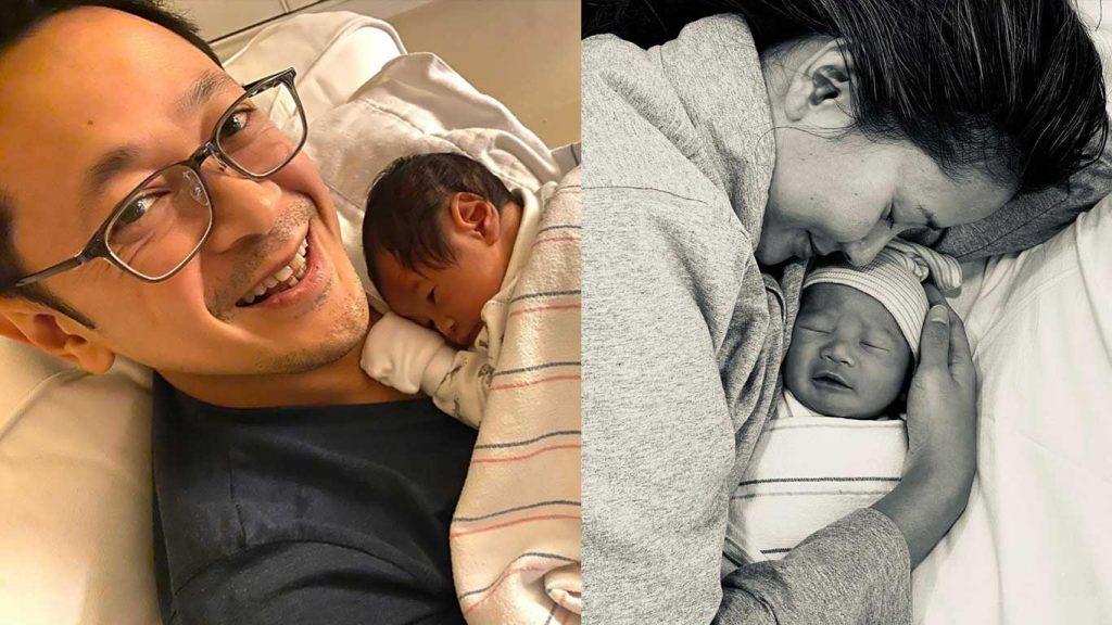 artis melahirkan bulan september titi-radjo-bintang-sjuman padmaja-melahirkan anak ke dua