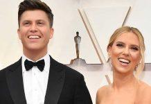 Scarlett Johansson menikah