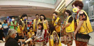 Ultah Lions Club Surabaya