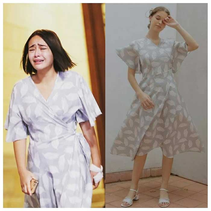 Dress Amanda Manopo