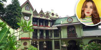 Rumah keluarga Tasya Farasya